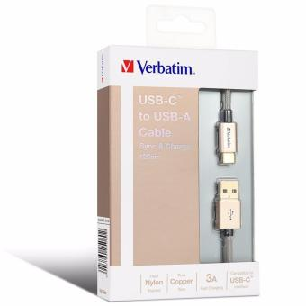 Harga Verbatim Sync & Charge USB-C™ to USB-A Cable 120cm