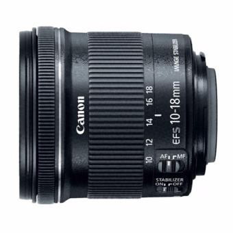 Harga Canon EF-S 10-18mm F4.5-5.6 IS STM Lens