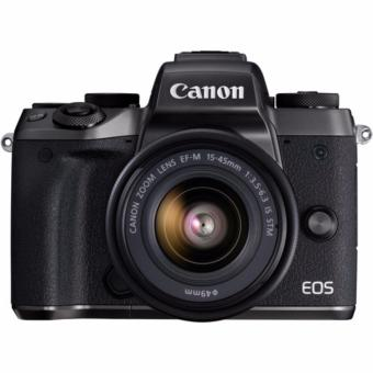 Harga Canon EOS M5 Kit (EF-M15-45 IS STM)