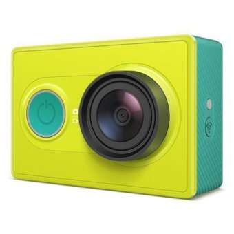 Harga YI Action Camera (Singapore Edition) - Xiaomi Xiaoyi [Green]