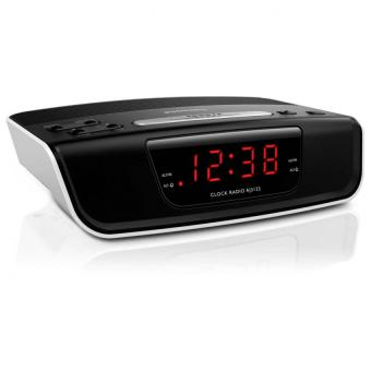 Harga Philips AJ3123 Digital tuning clock radio (Black)