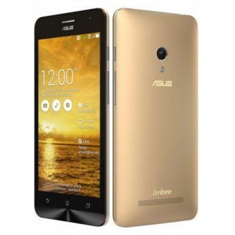 Harga ASUS Zenfone Go ZB452KG 8GB (Yellow Edition)
