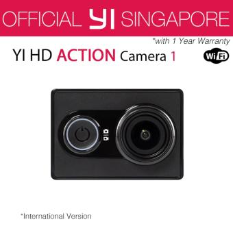 Harga Xiaomi Xiaoyi Action Camera Black (International Version)
