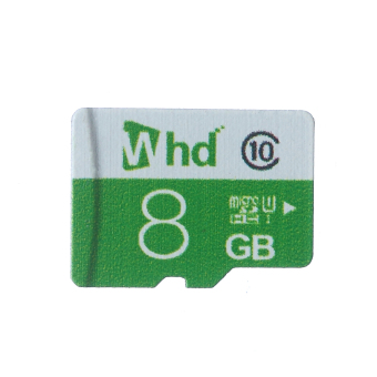 Harga WHD SD08A 8GB Micro SD Card (Green) - Intl