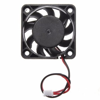 Harga 40mm 3Pins 12V PC CPU Host Chassis Computer Case IDE Fan Cooling Cooler - intl