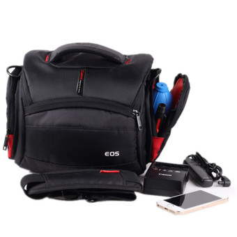 Harga Camera Case Bag for Canon DSLR EOS Rebel T5i T4i T3i T3 T2i T1i XSi SL1 (EXPORT)