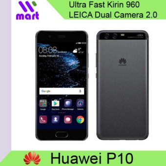 Harga Huawei P10 6GB 64GB Dual Sim Local Warranty