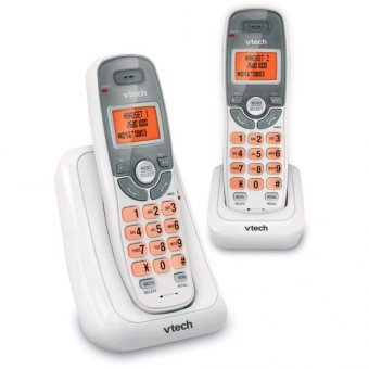 Harga VTECH CS6114-2 Digital Cordless Phone with Power Failure Backup