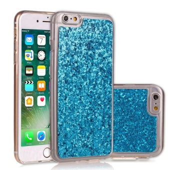 Harga BYT Sparkle Edge Cover TPU Case for Apple iPhone 6 / iPhone 6s 4.7inch - intl