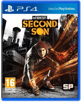 Harga PS4 Infamous: Second Son (R1)