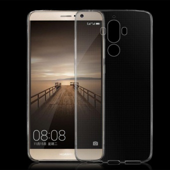 Ultra Thin 0.3mm TPU Clear Transparent Case Cover For Huawei Mate 9 - intl