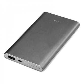 Harga Xiaomi 10000mAh Powerbank Pro External Battery Charger Space Grey