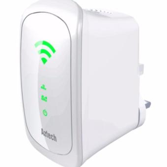 Aztech WL590E Dual Band Wireless Repeater 750Mbps