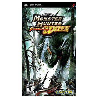 Harga Monster Hunter Freedom Unite - Sony PSP(Export)(Intl)