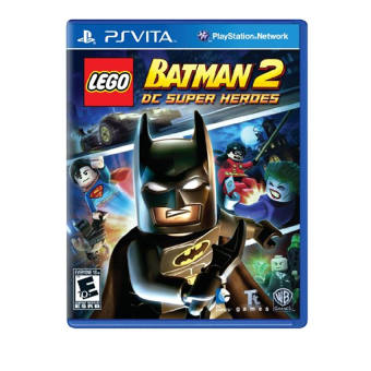Harga LEGO?Batman?2: DC Super Heroes - PlayStation Vita - Intl