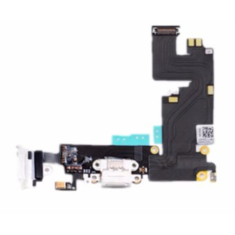 Harga Apple iPhone 6 plus Headphone Audio Charging Data USB Port Flex Cable Replacement Part for Repairs & Fixes