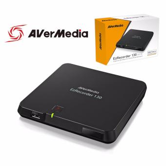 AVerMedia EzRecorder (ER130), High Definition 1080p video capturing Recorder, PVR, DVR