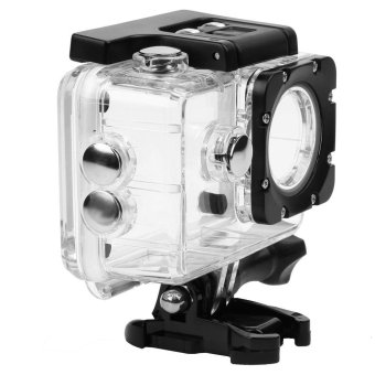 Harga 40M Waterproof Housing Case for SJCAM SJ4000 WIFI SJ 4000 Plus Eken h9 Case h9r SJ4000 Accessories - intl