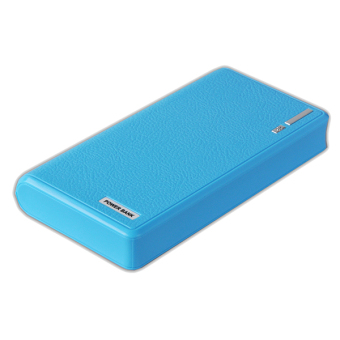Harga iBattery Wallet Powerbank 30000mAh Power Bank Blue