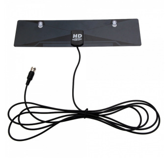 Harga Digital Indoor TV Antenna HDTV DTV Box TV Antenna