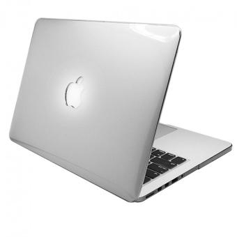 "Harga Crystal Hard Plastic Protective Cover Case for Apple 13"" ( 13.3"" ) MacBook Pro Retina Laptop - Clear"