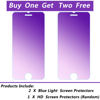 Harga Oppo R7 (2 Pack) for Screen Protector Anti Blue Light Tempered Glass (EXPORT)