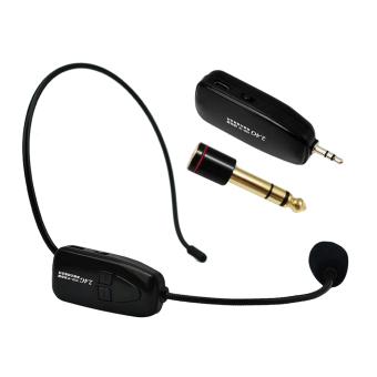 Harga 2.4G Wireless Speech Radio Mic - intl