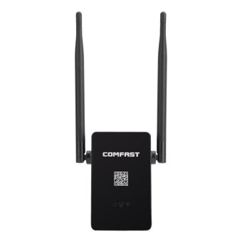 Wireless Repeater 750M WiFi Extender 2.4/5.8G Dual Band Signal Booster IEEE802.11n/b/g/a - intl