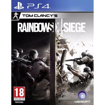 Harga PS4 Tom Clancy's Rainbow Six Siege (R2)