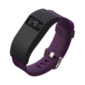 Harga AWINNER Band Cover for Fitbit Charge/Fitbit Charge HR Slim Designer Sleeve Protector Accessories (Black)