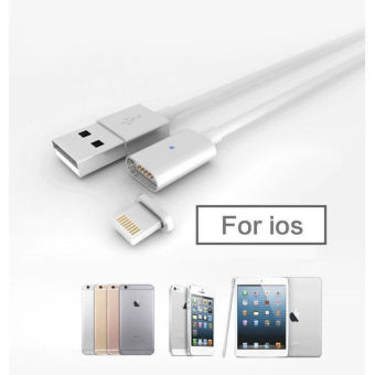 Magnetic Lightning Charger USB Connector Adapter Cable for Iphone 6s, Iphone 6s Plus, Iphone 6, Iphone 6 Plus, Iphone 5, Iphone 5c, Iphone 5s