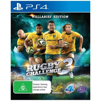 Harga PS4 Rugby Challenge 3