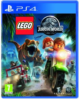 Harga PS4 LEGO Jurassic World (R2)