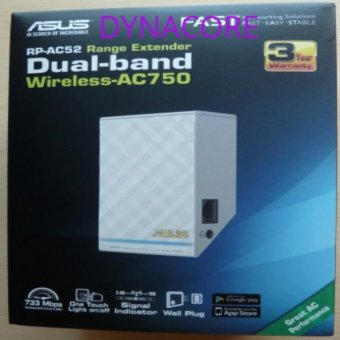 ASUS RP-AC52 AC750 Dual-Band Wireless Repeater / Access Point