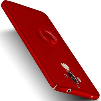 Ultra Slim Hard Cover with Phone Stand Perfect Fit PC Case for Huawei Mate 9(Red) - intl