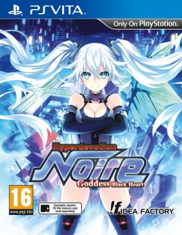 Harga PS Vita Hyperdevotion Noire Goddess Black heart