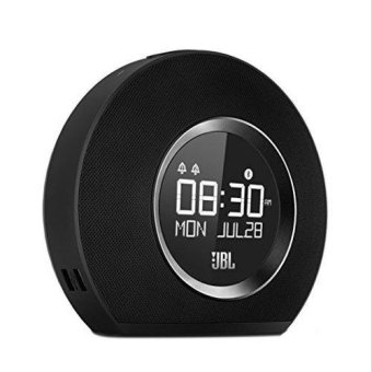 Harga JBL Horizon Bluetooth Clock Radio (Black)