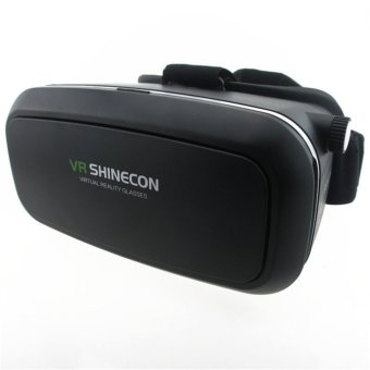 "VR Shinecon 3D Virtual Reality Glasses for 4.7"" ~ 6"" inch Smartphone (EXPORT) - INTL"