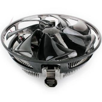CoolerMaster one 12cm fan CPU cooler DARKNESS 120 RR-UAS-L12C2 for LGA1156/1155/1150/775/FM1/FM2/AM3+/AM3/AM2+/AM2 - Intl