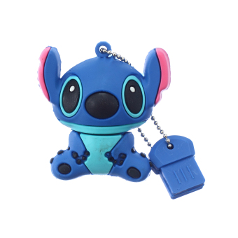 Harga WHD Lilo&Stitch USB 2.0 Flash Drive 32GB (Blue)