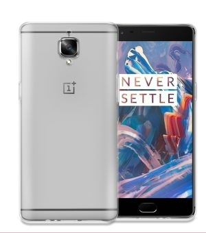 NOZIROH Ultra Thin Cover For Oneplus 3 Anti Shock Phone Case Clear Color
