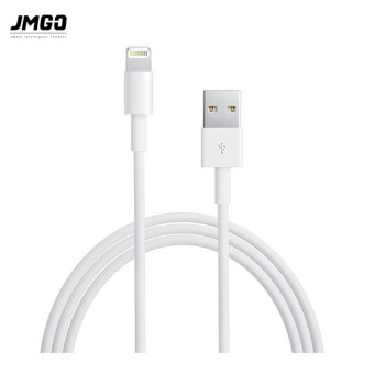 Lightning USB Charging & Data Synchronization Cable For Apple iPhone 5 5s 5c 6 6 plus (3 feet) by JmGO - intl