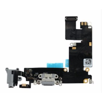Harga Apple iPhone 6S Headphone Audio Charging Data USB Port Flex Cable Replacement Part for Repairs & Fixes - intl