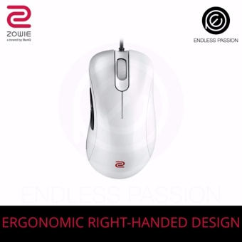 Harga BenQ ZOWIE EC-1A White eSports Gaming Mouse Special Edition