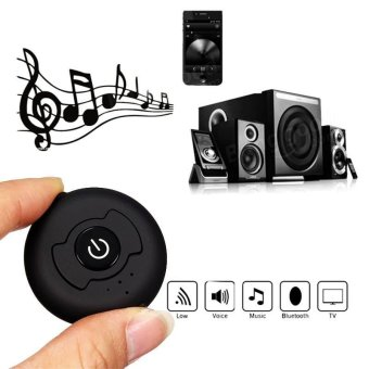 Bluetooth Transmitter Audio 4.0 H366T Wireless Adapter 3.5mm Jack A2DP TV Stereo - intl