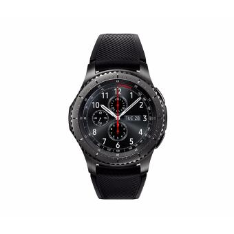 Harga SAMSUNG Gear S3 Frontier Smartwatch / Galaxy Smart Watch / Wearable Smart Device / Bluetooth Smart Watch with Fitness Track