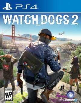 Harga PS4 Watch Dogs 2 (R3)