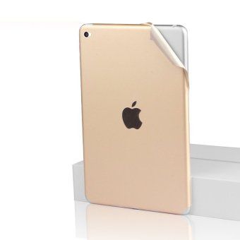 Harga JRC apple ipad mini4 mini film 4 protective film on the back of edging backing m scratch cover foil
