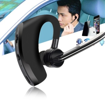 Harga Bluetooth Wireless 4.1 Handsfree Stereo HiFi Headset Earphone For iPhone - intl