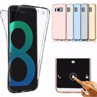 Harga OEM Clear Tpu Front And Back For Galaxy S8